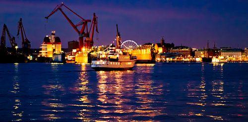 Göteborg Harbour - Nightly Cruise van