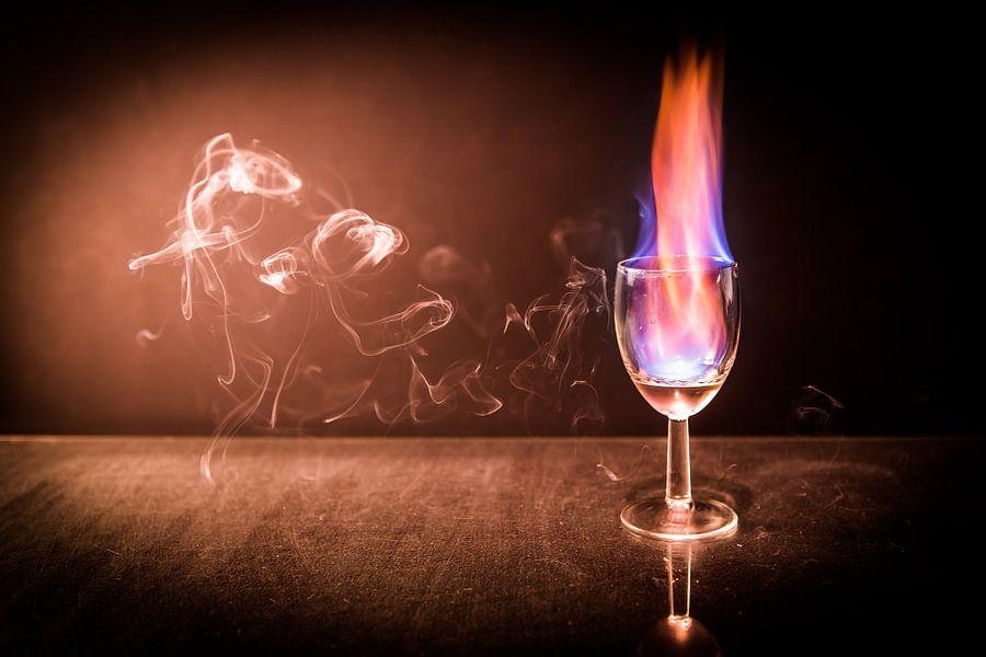 Fire van Leon Weggelaar