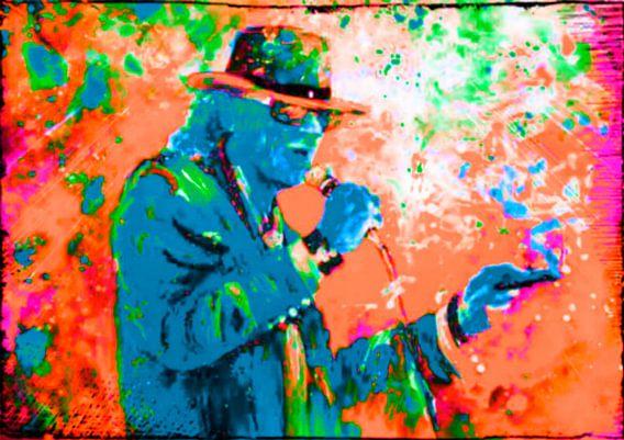 Udo Lindenberg LIVE ON STAGE POP ART PUR 2