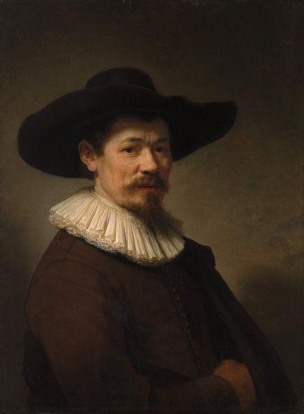 Herman Doomer, Rembrandt van Meesterlijcke Meesters