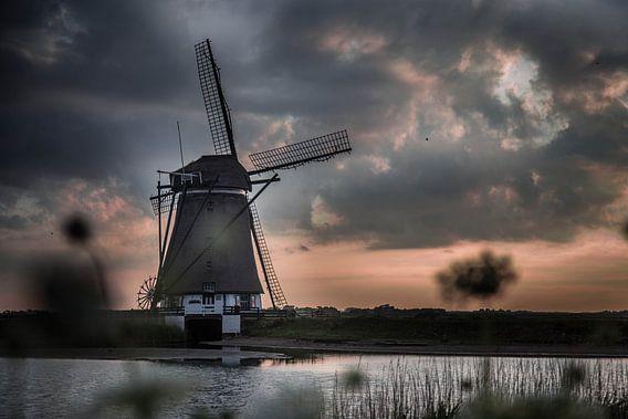 Molen Texel Het Noorden
