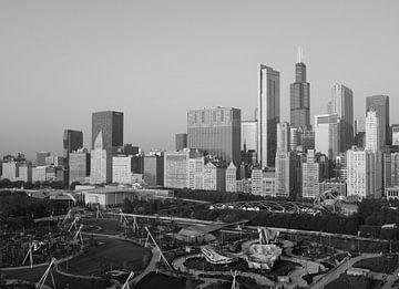 'Millenium Park', Chicago von Martine Joanne