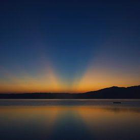 Apoyo's sunrise sur peter meier
