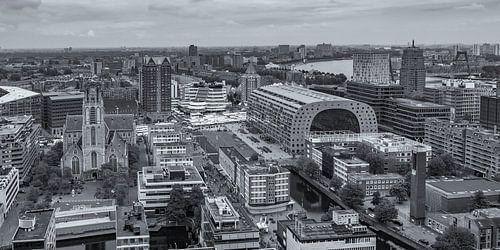 Rotterdam by Day - Uitzicht vanaf de WTC toren