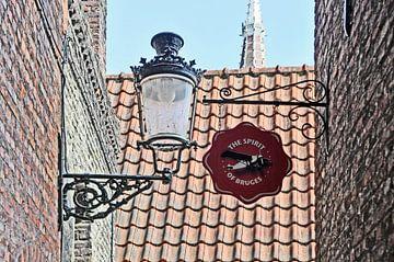 Brugge 4 van Jack Veraart