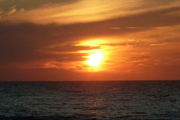 Sunset over Florida - Part II van Daniel Chambers