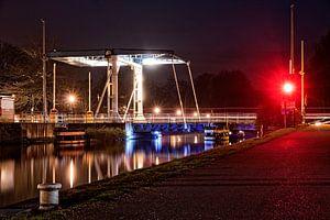 Havenbrug in Turnhout België.