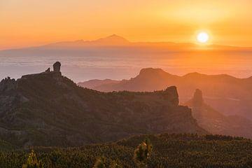 Pico de las Nieves van Jeroen de Jongh