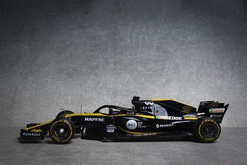 F1 Renault Sport #27 Nico Hulkenberg von Kevin Baarda