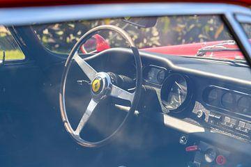 Ferrari 275 GTB Long-Nose 1966 Italiaans klassiek Italiaans sportwagen interieur van Sjoerd van der Wal