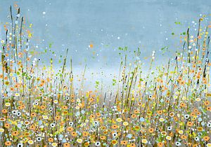 Blumenmeer von Bianca ter Riet