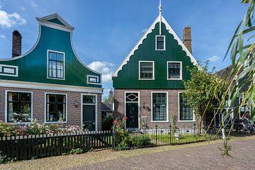 Zaanse Schans Häuser von Fotografie Ploeg