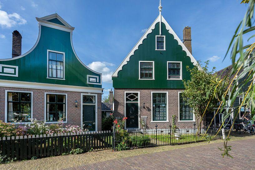 Zaanse Schans Huisjes van Fotografie Ploeg