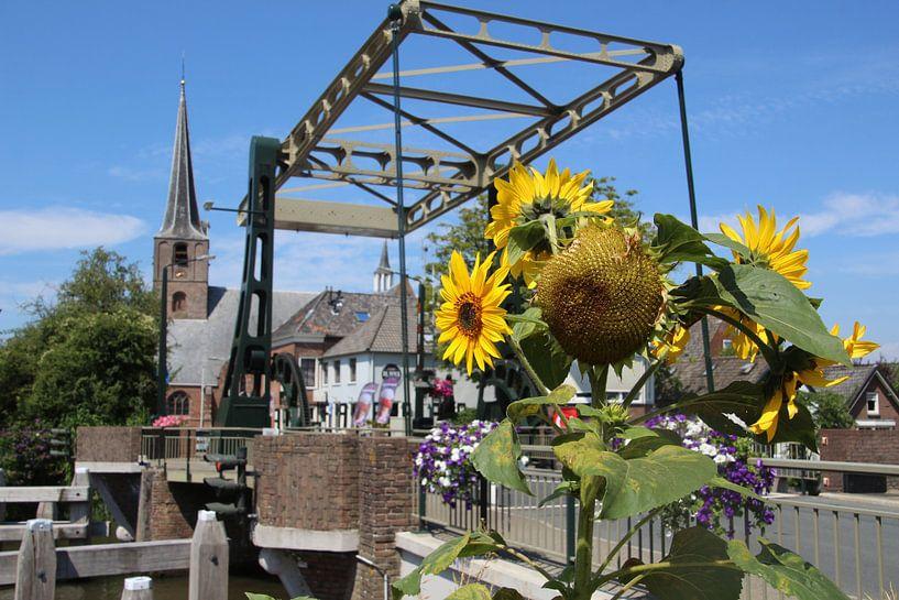 koudekerk aan den rijn van Geert Heldens