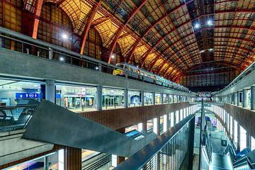 Multi Storey Bahnsteig von Rene Siebring