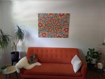 Kundenfoto: Leiden Kaleidoskop von Jessica Berendsen