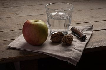 Verre d' eau No. 1 van Alexander Tromp