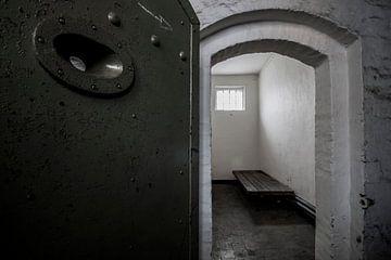 verlaten gevangenis van Ivana Luijten