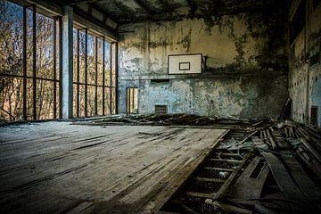 Play some basketball van The Pixel Corner