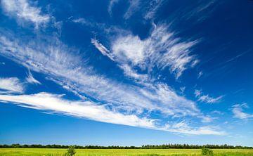 Blauer Himmel von BVpix