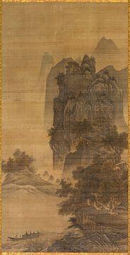Sesshu Tōyō.Landschaft