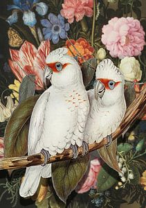 LoveBirds van Marja van den Hurk
