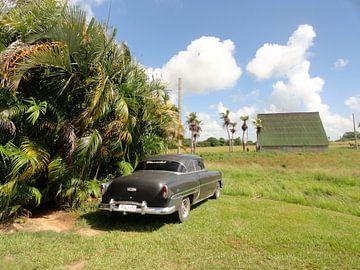 Cuba Chevrolet van Bianca Louwerens