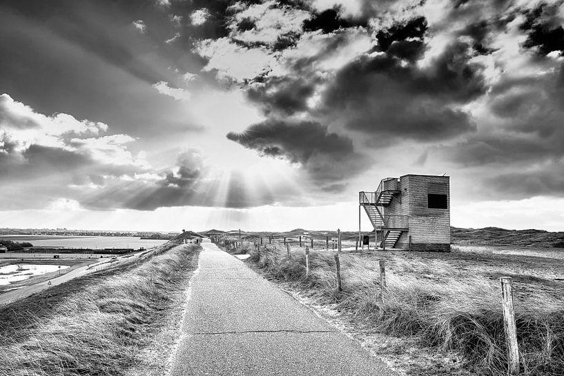 Duinlandschap Julianadorp - Den Helder van eric van der eijk