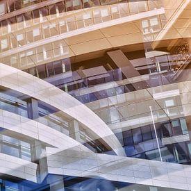 Moderne architectuur Brussel van Ellen Driesse