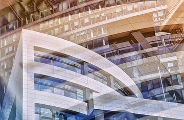 Modern architecture Brussels sur