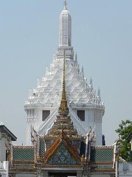 Grand Palace Bangkok Thailand van Sanneke van den Berg