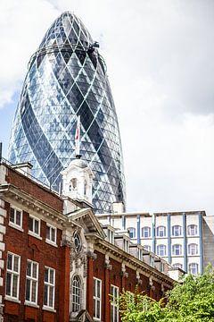 Londres sur Eric van Nieuwland