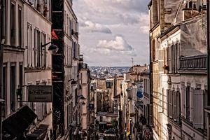 Ici Paris ...... van Robert Van Der Linde
