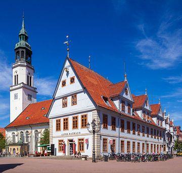 Église et ancien hôtel de ville, Celle, Lüneburg Heath sur Torsten Krüger