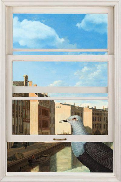 Room with a View sur Marja van den Hurk