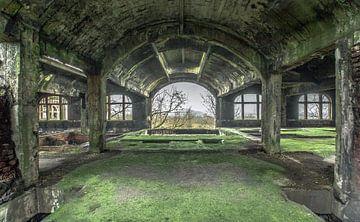 Mijngebouw in verval van Olivier Photography