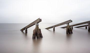 Ijsbrekers van het Markenmeer van Marcel Derweduwen