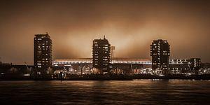 Feyenoord Stadion 1 van John Ouwens
