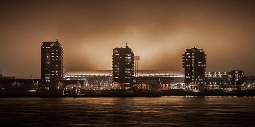 Feyenoord Stadion 1 von John Ouwens