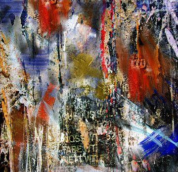 vernietigde de Kleuren van Claudia Gründler