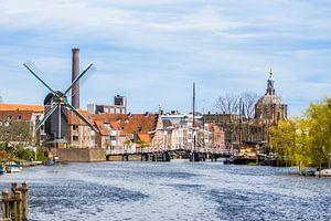 Gracht, Leiden