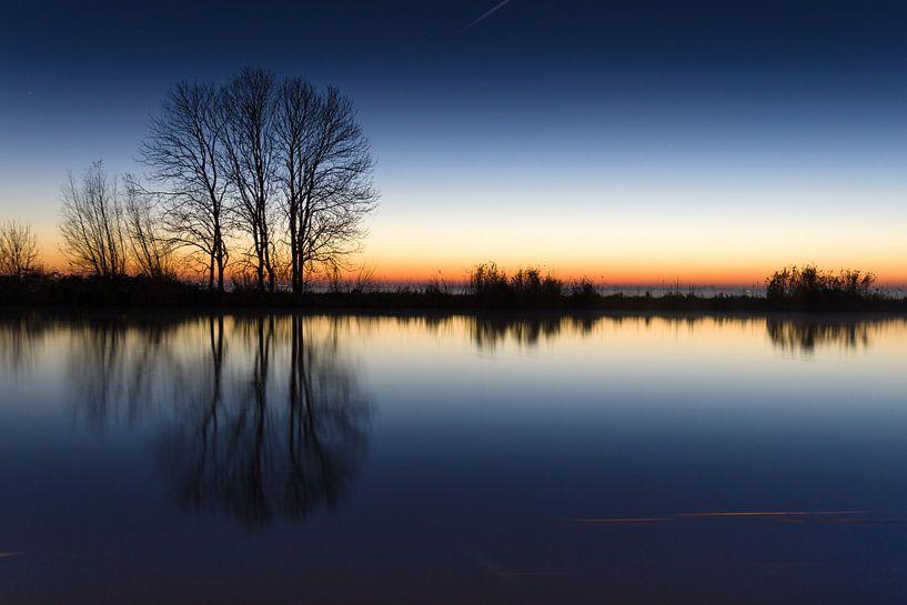 Tag und Nacht von Koen Boelrijk Photography