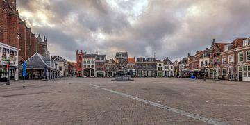 Panorama de Hof in Amersfoort van Dennisart Fotografie