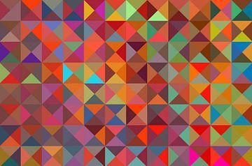 Triangle -10 von Marion Tenbergen