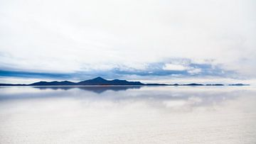 Boliviaanse zoutvlakte Salar de Uyuni van
