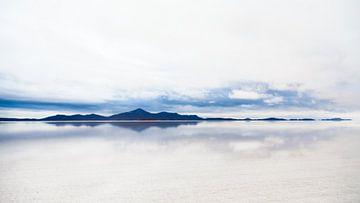 Boliviaanse zoutvlakte Salar de Uyuni sur Arno Maetens