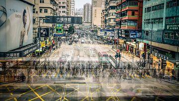 Agoraphobia Hong Kong sur Cho Tang