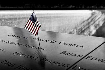 Helden van 9/11 van Daan van der Heijden