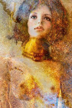 Mijn gouden vriendin van Marijke de Leeuw - Gabriëlse