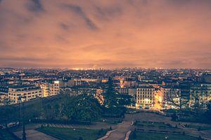 Paris City van